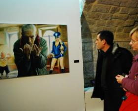 Museo di arte contemporanea Arcos , Benevento