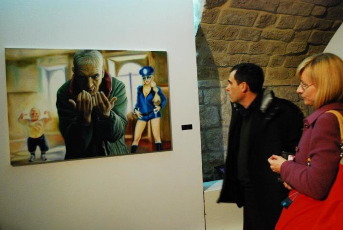Contemporary Art Museum Arcos , Benevento